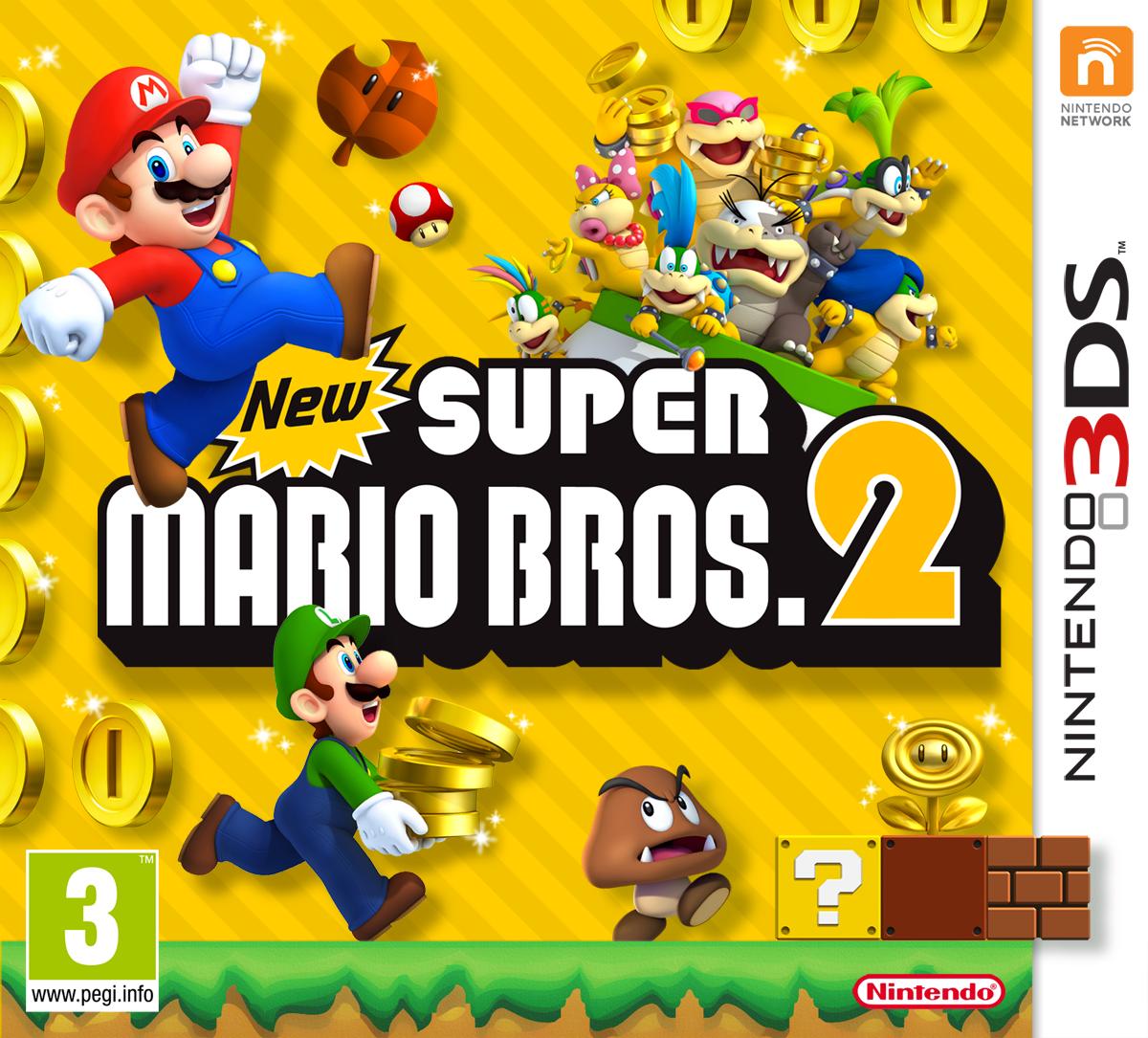 Картинки по запросу New Super Mario Bros 2
