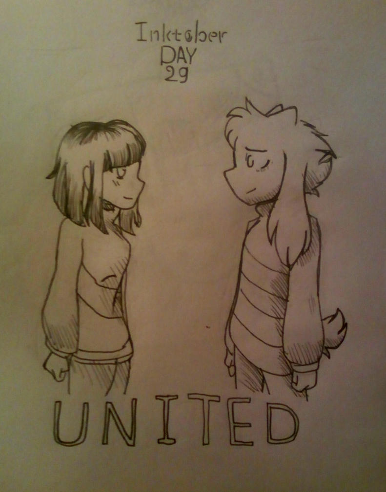 inktober_day_29__united__by_bulbagrandma