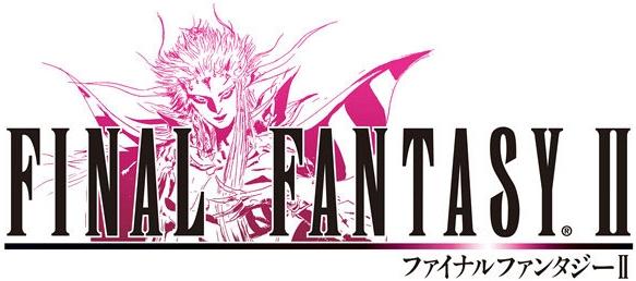 Картинки по запросу final fantasy II psp logo