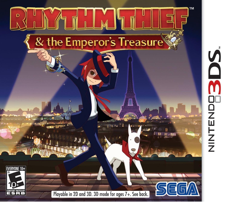 Картинки по запросу Rhythm Thief box art