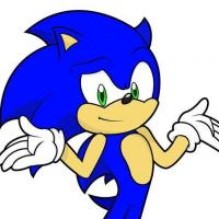 Sonic the Hedgehog lalka