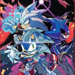 Metal Sonic !